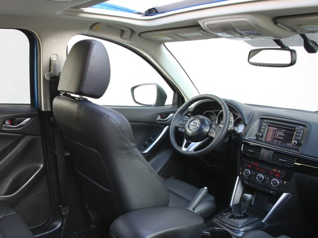 2014 mazda cx-5 trim levels