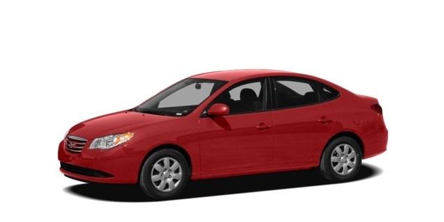 2010 Hyundai Elantra Red Apple Pearl [Red]